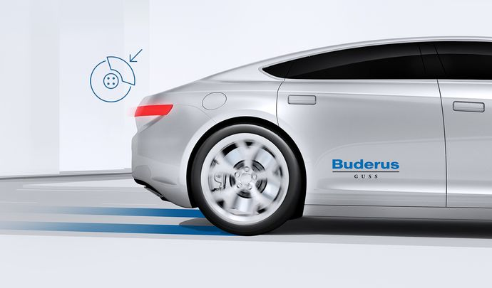Bosch se prépare à lancer le disque de frein qui n'émet presque pas de particules