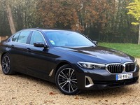 Essai vidéo - BMW Série 5 restylée (2020) : la valeur sûre