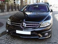 Photo du jour : Mercedes CL 63 AMG