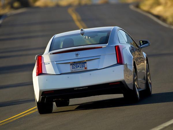La Cadillac ELR reportée pour plus d'autonomie