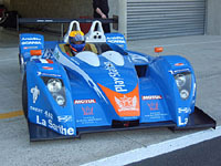 Les Pescarolo seront bleues en 2007
