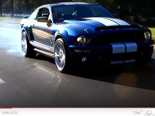 Mustang Race 2011 : pas vraiment l'image qu'on a d'un club automobile polonais