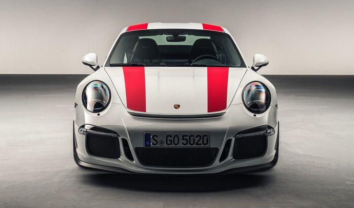 Porsche: la location pour éviter la spéculation