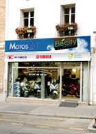Paris : ouverture d'un magasin spécialisé dans les deux–roues électriques