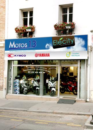 Paris ouverture d un magasin sp cialis dans les deux roues lectriques - Ouverture magasin paris ...
