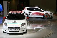 La Fiat Grande Punto R3D en IRC?