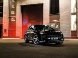 Techart met 300 ch dans le Porsche Macan S Diesel