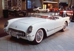 Question du jour n° 108 : pourquoi les premières Chevrolet Corvette étaient boudées par le public ?