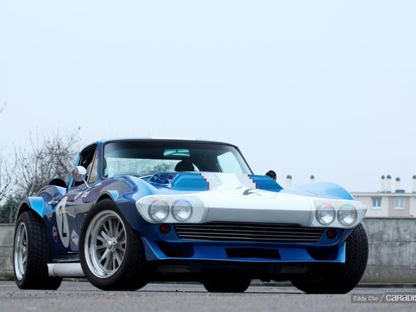 Photos du jour : Corvette C2 Grand Sport Coupé