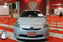 La Toyota Prius décroche le titre de voiture de l'année au Japon