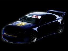 La 1ère Lexus IS-F de compétition se dévoile...