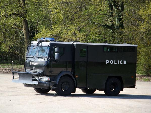 Le garage des monstres : à bord du camion d'intervention MIDS