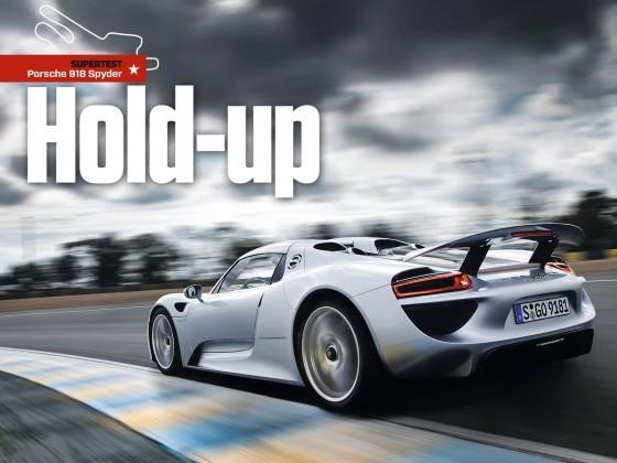 Vidéo : la Porsche 918 bat le record du tour Sport Auto au Mans