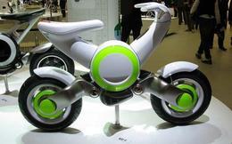 Salon de Tokyo 2009 : les Concepts Yamaha EC-f et EC-fs électriques