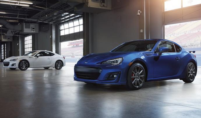 Subaru précise l'avenir de la BRZ en Europe