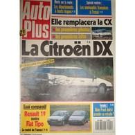 Réponse à la question du jour n° 110 : quel « couac » abritait la Une du premier numéro d'Auto Plus ?