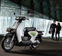 Scooter électrique : le Honda EV-neo en Europe pour 2012 ?
