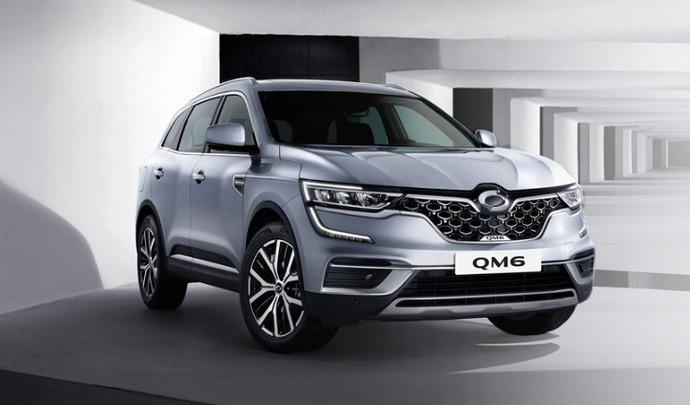 Renault Koleos: mini-restylage en approche ?