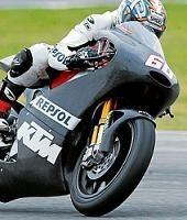 125 - 250 Test Jerez: Kallio et Gadea asséchent la piste