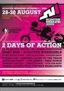 Meeting Scooter Week-End : Rendez-vous du 28 au 30 Août à Lausitz
