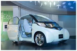 Toyota et Lexus au Salon de Tokyo 2009 : les Concepts FT-EVII, Prius Plug-in Hybrid et LF-Ch