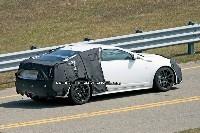 Cadillac CTS coupé: présentée à Los Angleles, en novembre