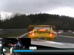 BMW Z4 GT3 au Nürburgring, à l'assaut des 911 GT3 R