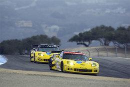 Corvette Racing: Débuts du nouveau V8 5,5 litres à Sebring