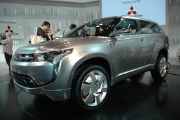 Mitsubishi au Salon de Tokyo 2009 : la i-MiEV électrique, les Concepts PX-MiEV et i-MiEV Cargo