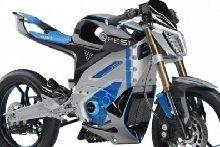 Actualité moto - Yamaha: un PES1 en guise de concept électrique
