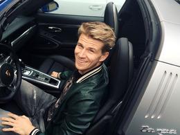 24h du Mans 2015 : Nico Hülkenberg signe avec Porsche