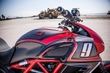 Actualité moto – Ducati: Roland Sand s'occupe de la Diavel