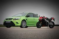 Ford Focus RS/ Aprilia RSV4 Factory : les coups de cœur 2009 de la rédaction auto et moto