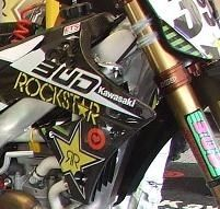 Au coeur du team Kawasaki Bud Racing