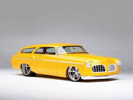 Chrysler Two Door Wagon 1955 : Lemon pulp !!