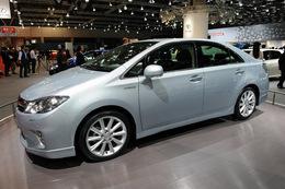 Salon de Tokyo 2009 : la Toyota SAI hybride commercialisée au Japon en décembre 2009