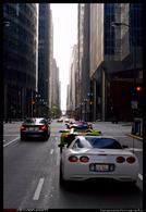 Des supercars en liberté dans les rues de Chicago