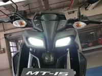 Nouveauté - Yamaha: cette MT-15 cache-t-elle la nouvelle MT-125 ?