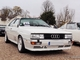 Photos du jour : Audi Quattro (Cars & Coffee Paris)