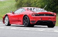 La future supercar de Ferrari enfin débusquée!
