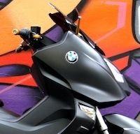 Bobillot Motors présente le BMW C600 Black Steel Edition