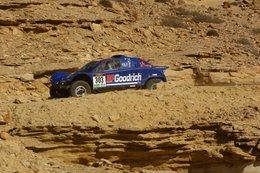 Africa Eco Race 2010: Le point à l'issue de la 5ème étape