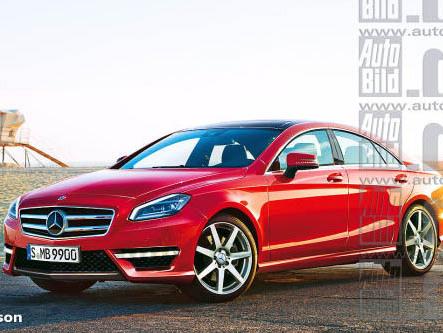 Future Mercedes CLC: appelez-la Classe A!