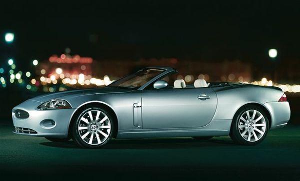 Jaguar Edition Limitée XK 3.5 l : pour les 60 ans du modèle