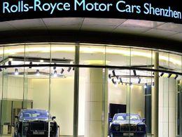 Rolls-Royce : un léger ralentissement des ventes en 2013 ?
