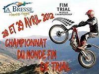 1ère épreuve  du trial mondial à la Bresse au profit de l'association « Rêves »