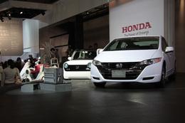Salon de Tokyo 2009 : Honda se fait remarquer avec pas mal de modèles écolos exposés