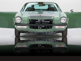 A vendre : la Chevrolet Camaro de Vin Diesel dans Fast & Furious 4