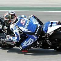 Superbike - Aragon D.1: Marco Melandri contrarie Carlos Checa