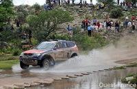Dakar 2010: Peterhansel s'adjuge la troisième étape et prend la tête du classement !